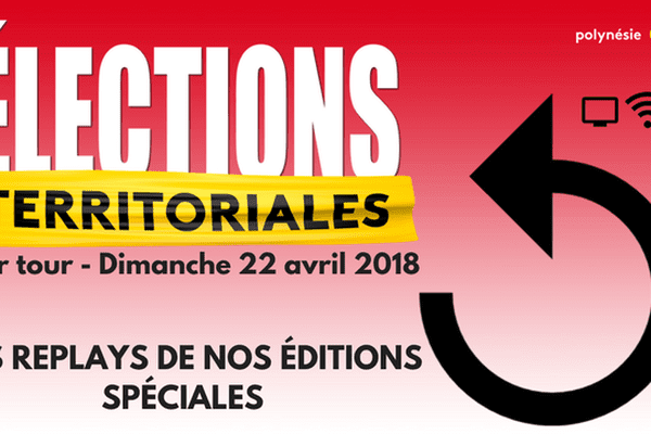 Replay des editions spéciales Territoriales 2018