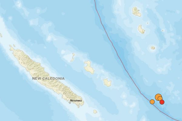 Tremblement de terre aver sles loyauté du 29 août 2018