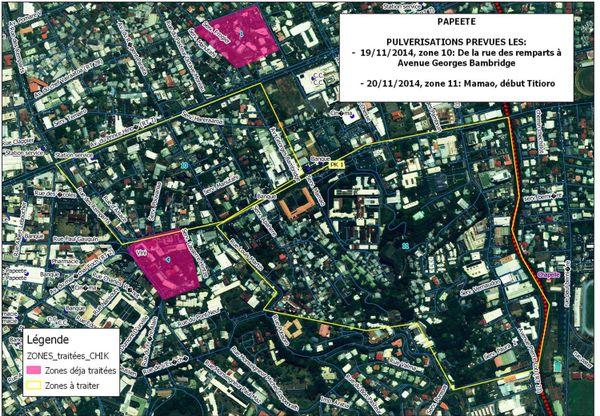 papeete zone chikungunya