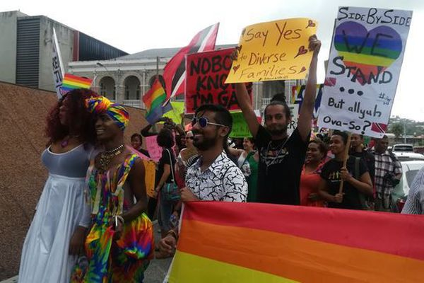 Manifestation Trinidad et Tobago