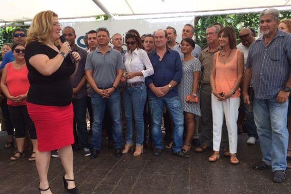 Sonia Backès se présente aux législatives