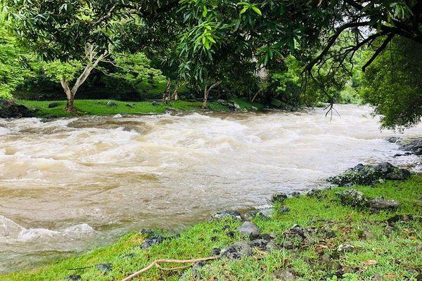 crue rivière langevin