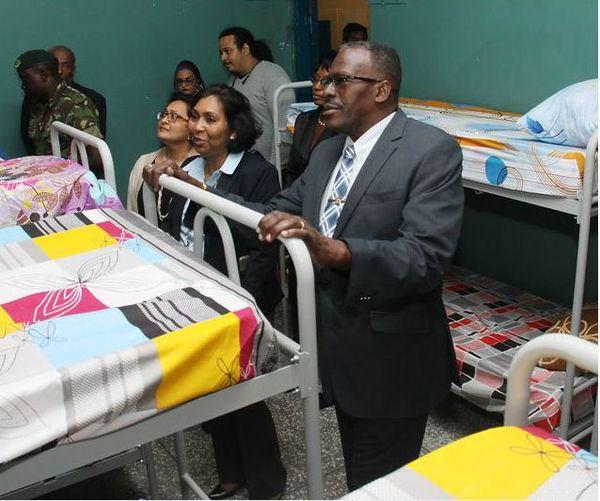 Trinidad and Tobago centre de detention pour immigrés