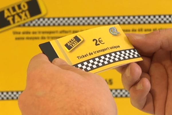 Lancement dispositif allo taxi