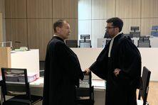 Au deuxième jour du procès en cour d'assises d'appel.