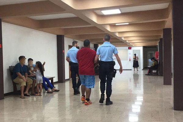Agression sexuelle à Katiu- Tribunal
