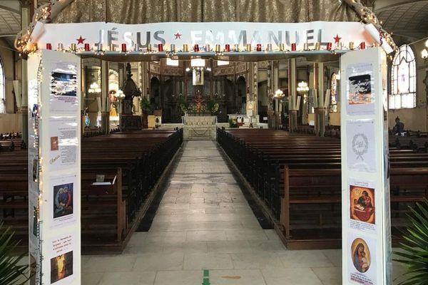 Messe de minuit cathédrale Fort-de-France