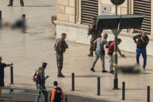 Marseille : deux morts dans une attaque au couteau