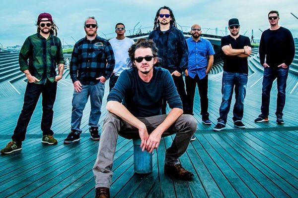 Le groupe de reggae SOJA en concert le 16 novembre