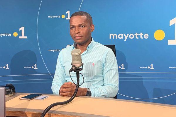 Djamalidine Djabiri, représentant du syndicat SGP police, était l'invité de Zakweli ce mercredi.