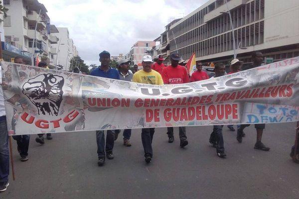 Journée de mobilisation syndicale