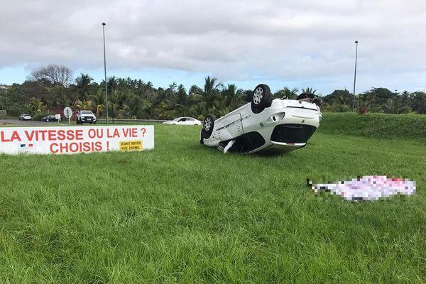 Campagne sécurité routière Guadeloupe