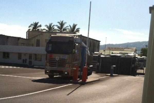 camion citerne SRPP