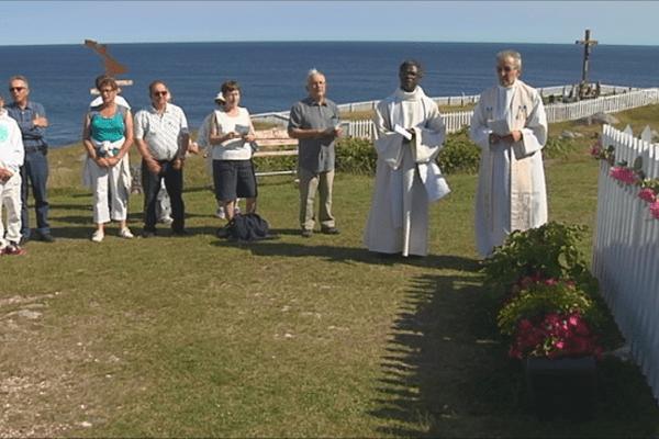Messe à l'Ile aux Marins