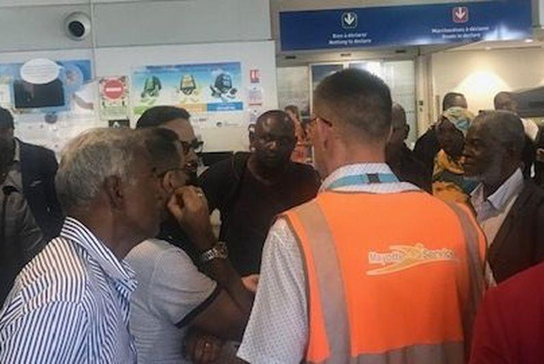 Encore un vol d'Air Austral annulé