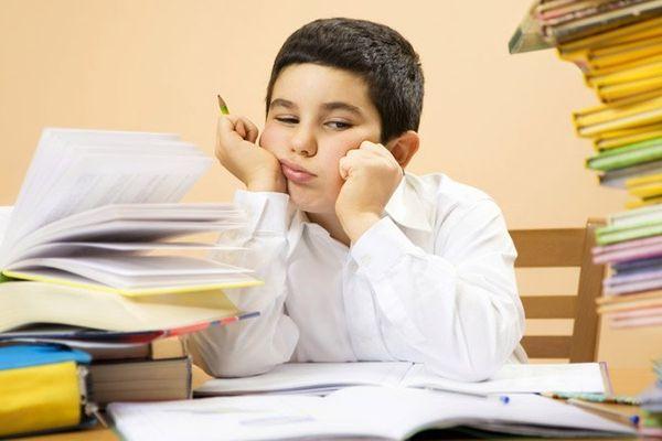 Les jeunes en difficultés scolaires