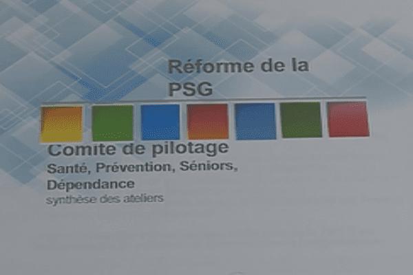 Réforme de la PSG