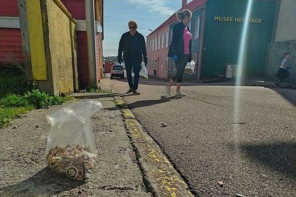 Le Rotary Club et la mairie de Saint-Pierre s'associent pour ramasser et valoriser les mégots de cigarette