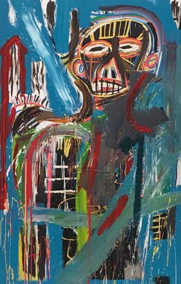 Jean-Michel Basquiat, sans titre