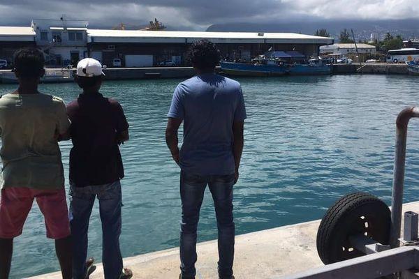 Un jour avec… Mendis, un jeune migrant sri-lankais arrivé à La Réunion