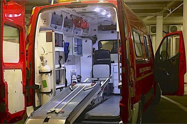 Ambulance pompiers
