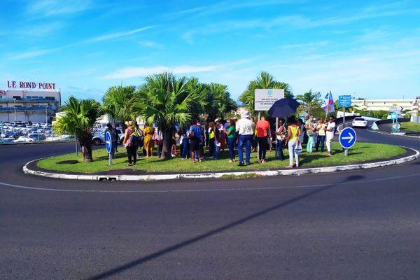Manifestation éducation nationale 21 janvier 2020