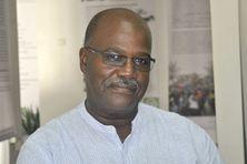 Albéric Marcelin, défenseur de l'information du public sur les risques majeurs.