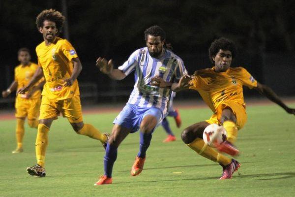 Football : Bertrand Kai