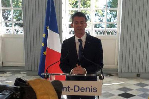 Valls la Réunion préfecture