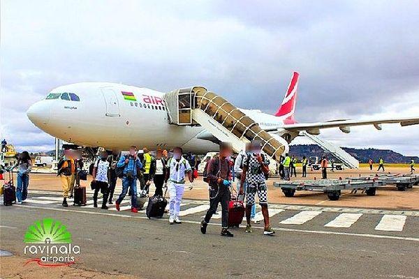 Reprise des vols commerciaux à Madagascar 1er octobre 2020