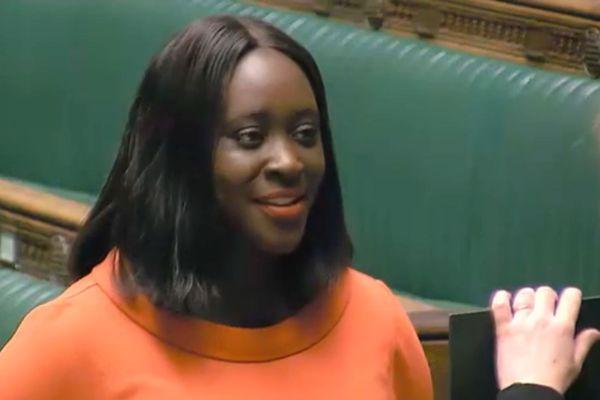 Des députées noires britanniques face au racisme pour leurs premiers pas au Parlement