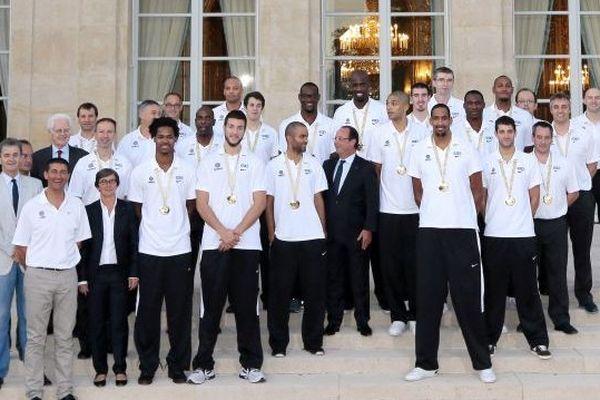 Basket Elysée Euro 2013