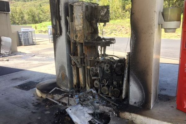 station mobil incendie mont dore
