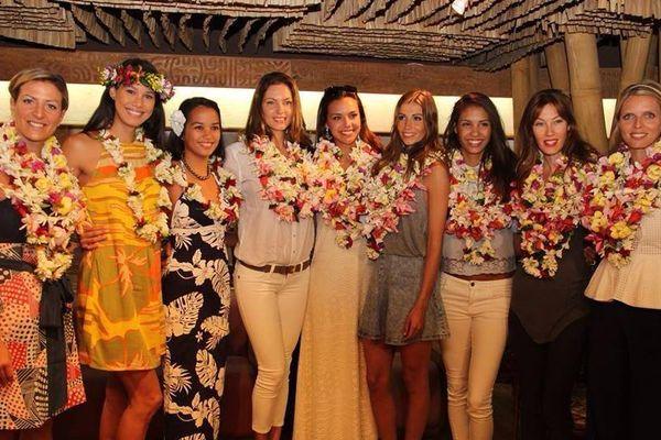 7 Miss France à Tahiti