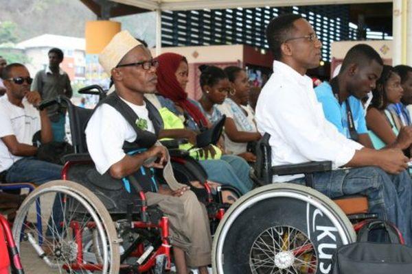 Informations aux handicapés