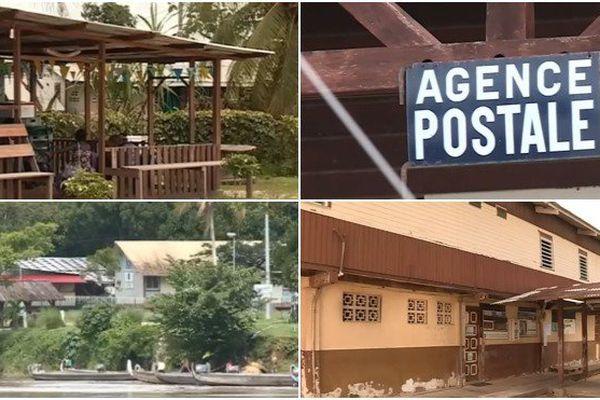 Le bureau de Poste de Grand-Santi est fermé depuis le 15 mai.