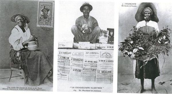 Antilles années 1900