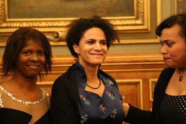 La Réunionnaise Sophie Elizéon, déléguée interministérielle à l'égalité des chances