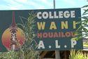 Houaïlou : mobilisation après l'agression d'un enseignant au collège de Wani