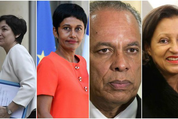 Ministres Outremer