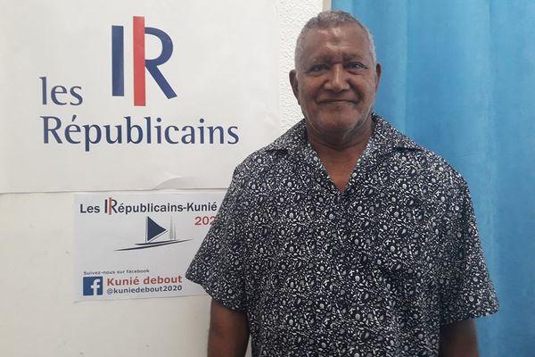 Municipales à l'île des Pins : Christophe Vakié, Rassemblement-LR Kunié