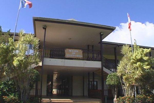 Mairie de Taravao