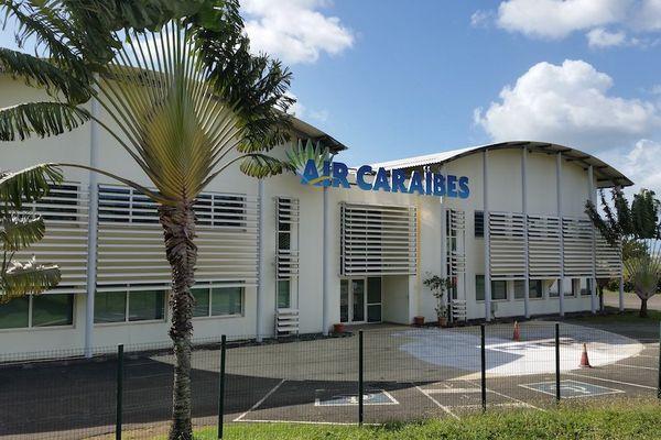 Siège d'Air Caraïbes à Dothémar