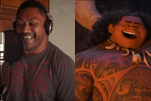 Film Moana : Malakai double Maui