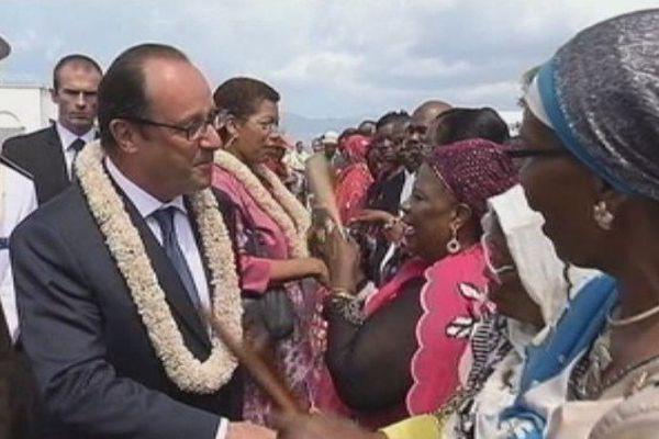 Les promesses de Hollande pour l'Outre-mer