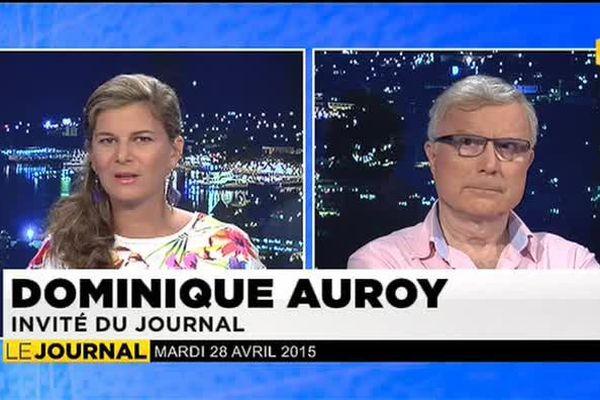 Quel avenir pour La Dépêche de Tahiti ? Invité du journal : Dominique Auroy, chef d'entreprise