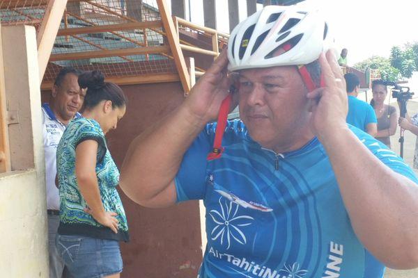 paracycliste