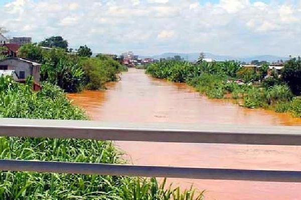Crue à Tananarive 24 février 2020