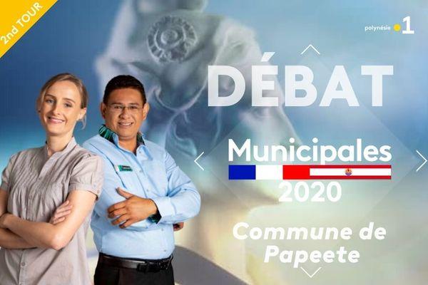 Municipales : débat Papeete