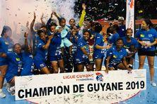 Les filles du Geldar fêtent leur 19ème titre en handball